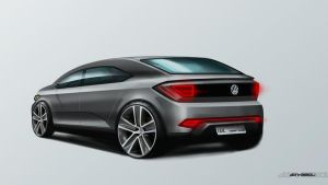 VW Gol propose by VICDERT