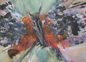God painted Butterfly's wings by Haruka16