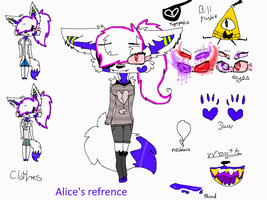 Alice's new refrence by alice765