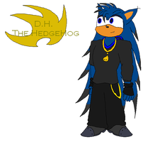 D.H. The Hedgehog by darkheart22