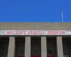 Military Vehicle Museum by StuartVinton