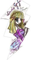 lady gaga by LoLoxD