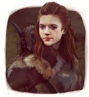 Ygritte by CplSquee