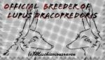 Terror dog official breeder stamp. by ThePandaHatXD