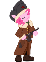 Soviet Pinkie for your soul by chirin98