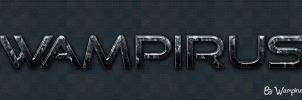 3D Text Effect 6 by WampiruS