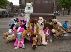 The group by FurryFursuitMaker