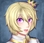 The young prince by Lovely--Lust