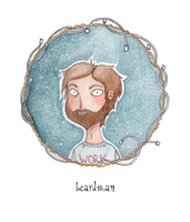 Beardman by loysa