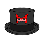Markiplier Top Hat by DragonMaster616