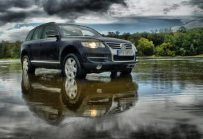 Volkswagen Touareg HDR by MPierewicz