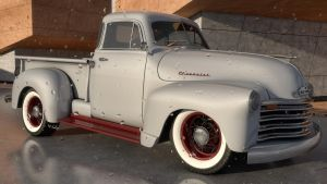 1951 Chevrolet Pickup by SamCurry