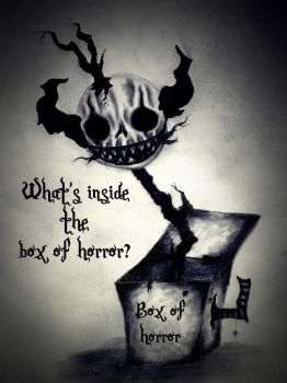 Box of Horror by MorganBlindness