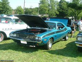 1970 Dodge Challenger T-A by 426maxwedgie