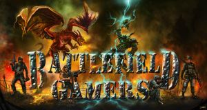 Battlfield Gamers by loztvampir3