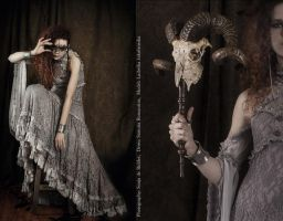 Dress Idolon2, Somnia Romantica by M. Turin by SomniaRomantica