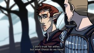 Dragon Age - The Animation by ex-m