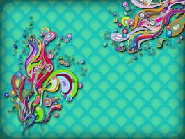 Swirl Wallpaper Pack by princessang2644