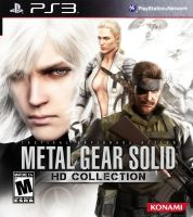 Metal Gear Solid HD Custom Boxart by Billysan291