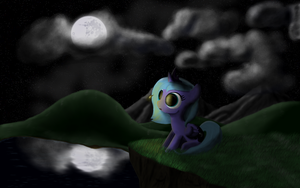 Wonders of the Night by BronyKas