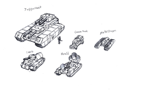 Scathen Tanks Redesigned by IrateResearchers