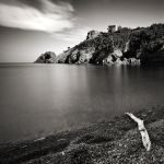 House on the coast of the sea by kgeri