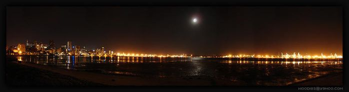 Durban Harbour by woodi82