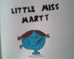 Little Miss Marty by michaelritchie200