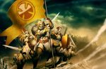 the new crusade by GENZOMAN
