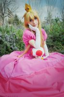 Princess in Toadstool Garden by Sora-Phantomhive