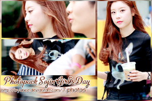 PHOTOPACK GIRL'S DAY #17 (SOJIN) by byunce