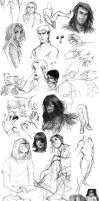 long time no sketchdumps by Razuri-the-Sleepless