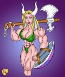 Sigrun the Valkyrie by LordKelvin