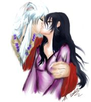Tender love InuKag by InLoveWithYaoi