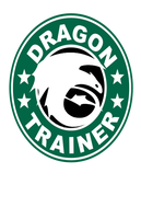 Dragon Trainer Bucks design for t shirt by sakurain93