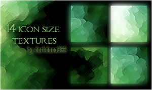 Envy texture pack - icon size by darkdana666