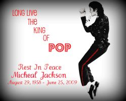 LONG LIVE THE KING OF POP by AvatarFreak94