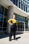 Tasha Yar Cosplay by FehFeh13