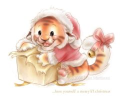 Have yourself a merry lil xmas by T-Tiger