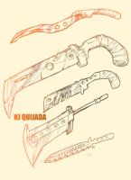 weapons_solid shaped by NJQUIJADA