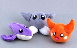 Kirby 64 Plush - For Sale by Patchwork-Shark