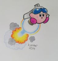 Jet Kirby by Isuckworse