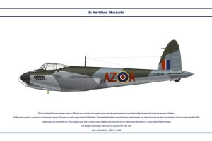 Mosquito 627 Sqn 1 by WS-Clave