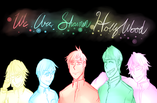 We Are Shounen Hollywood by Temarigirl1600