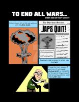 To End All Wars page 1 by MattVincent