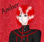 Contest prize - Amber by Honoka--chan