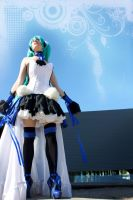 Vocaloid 2 - Looking to the Sky by SuperWeaselPrincess