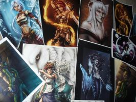 Animazement 2013 Table Preview! by SparkOut1911