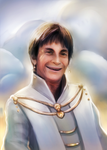 Conquest of Orion leader card Idealist by FalyneVarger