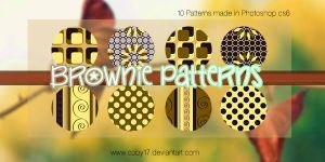 Brownie Patterns by Coby17